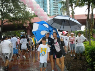 Making Strides Walk 2011